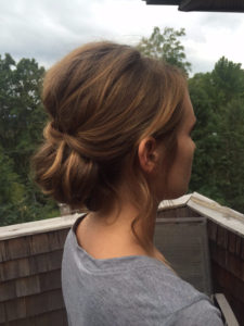 Wedding Hair Asheville