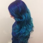 Asheville Hair Salon Mermaid Hair Color