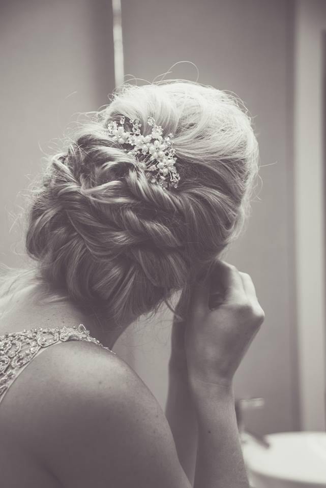 wedding hair and makeup asheville