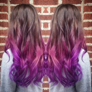 mermaid hair by Samantha Rose